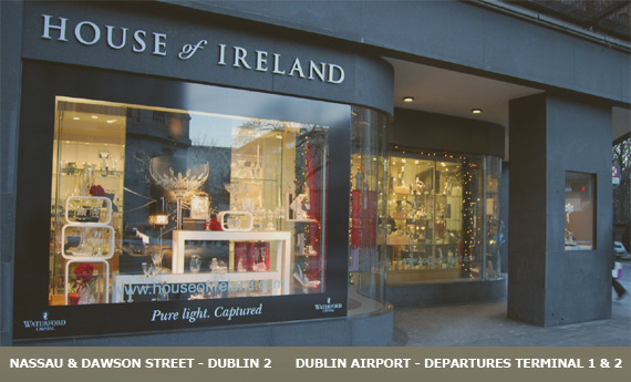 The House of Ireland 37-38 Nassau Street