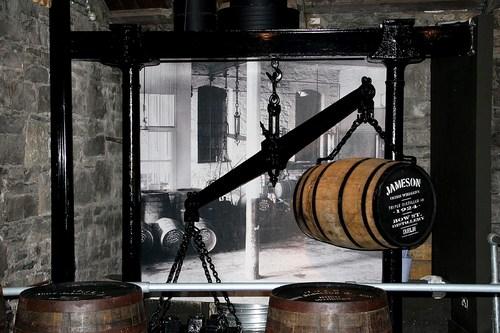 Iris Whiskey Corner