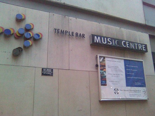 Temple Bar Music Centre