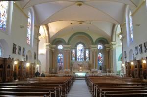 la Iglesia de Santa Teresa (St. Teresa´s Church