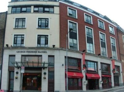 George_Frederic_Handel_Hotel_Dublin_Ireland_Dublin