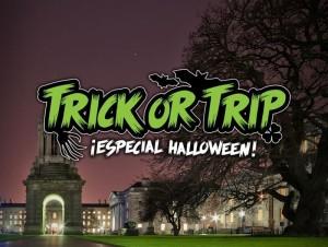 'Trick or Trip. Pásalo de miedo en Dublín