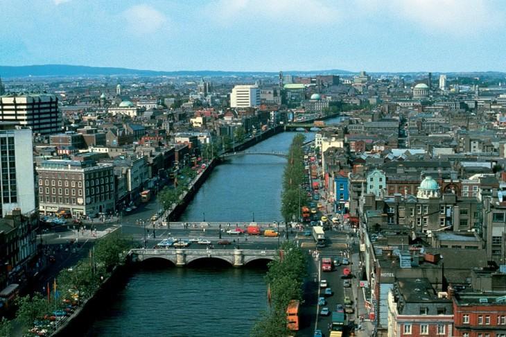 Dublín, un destino turístico al alza