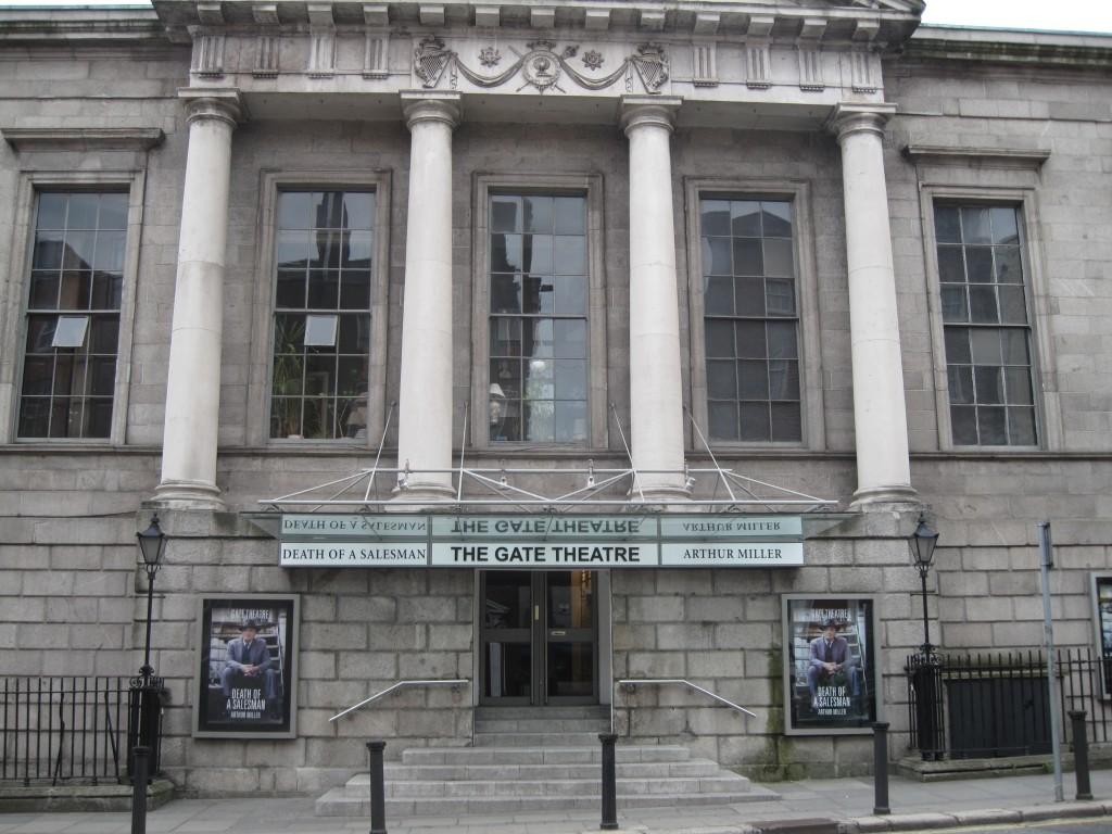 Un mítico teatro de Dublín