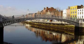 Ha'penny Bridge cumple 200 años